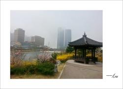 센트럴파크 봄풍경...