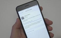 iOS 10.2 베타5 IPSW 다운로드 링크 및 iOS 10.2 퍼블릭 베타5 업데이트 방법