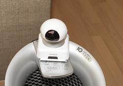 가정용 CCTV 새로텍 CCTV ST-PT100C 화질