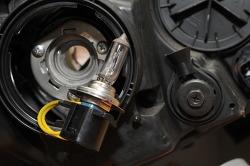 차량정비-LF SONATA 전조등 교체하기