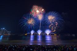 2013' 부산불꽃축제 - 타임랩스