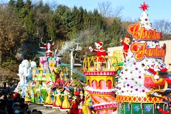 에버랜드에서 크리스마스와 연말을 해피해피하게!
