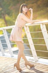 가을빛 그녀 ... :) MODEL: 연다빈