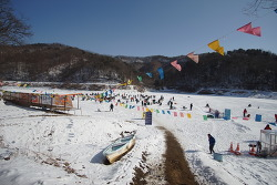 양평빙어축제 백동저수지