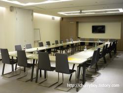 강남회의장소 추천 보리호텔 미팅룸