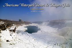 아메리카나 워터파크 Americana Waterpark & 나이아가라폭포 Niagara Falls (2015.03.10)