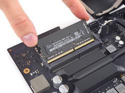 2017년형 4K 아이맥, (용기와 실력만 있다면) CPU 및 메모리 자가 업그레이드 가능