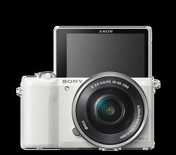 셀카 혹은 커플샷에 딱인 소니 A5100 카메라