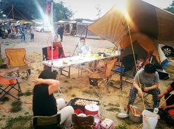 생애 첫 캠핑
