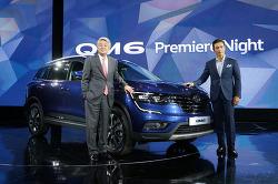 르노삼성 QM6 벌써 6,365대 사전예약, 국내 SUV 3파전 될까?