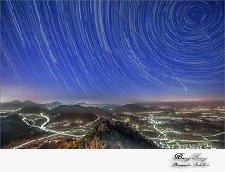정병산 별길-141119