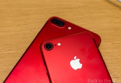 [Hands-on] 아이폰 7 프로덕트 레드 스페셜 에디션