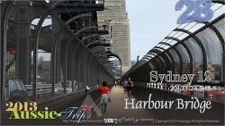 [D+14] Sydney 12 - Harbour Bridge 아침 산책