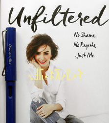 Unfiltered [book] - Lily Collins (릴리 콜린스)