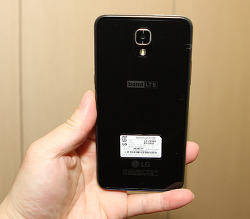 LG X screen 세컨드 스크린 전면 광각 카메라