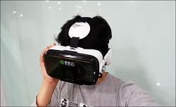 VR로 보는 올레TV 모바일, VR전용관 컨텐츠 (360도 VR영상 보는 법)