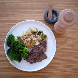 [GM 다이어트] Day 6 : 고기 + 야채 먹기