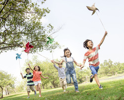 아이들의 공평한 출발을 돕는 광명시 드림스타트