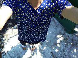 여름 피서철 할머니댁 패션 : 할머니가 추천해준 그 옷 Fashion at Grandma's / 2015. 08. 05
