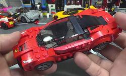 레고 라페라리 스피드챔피언 75899 페라리 레이싱 자동차 조립 리뷰 LEGO LaFerrari Speed Champions Ferrari