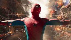 스파이더맨 홈커밍 예고편 공개 벌쳐 빌런 10대 감성 표현, 스파이더맨 가방 사용 새로운 슈트