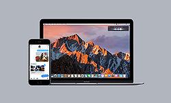 애플, macOS 시에라 개발자 프리뷰 7 및 퍼블릭 베타 6 배포 시작