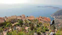 CHÂTEAU EZA ( Côte d'Azur, France )