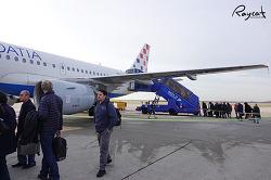 자그레브에서 두브로브니크로 공항에서 올드타운까지