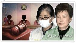 홍준표, 박근혜, 문재인의 삼각관계
