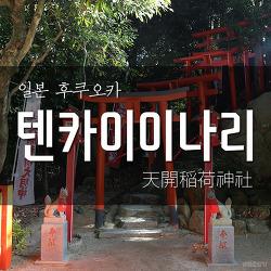 후쿠오카 여행 #23 다자이후 - 텐카이이나리 신사