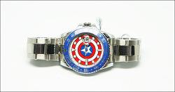 마블 시계 캡틴 아메리카 (MARVEL Watch)