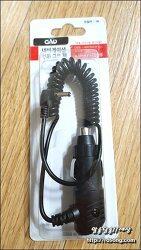 네비게이션 전원 코드 시가잭 - 12V전용 3.5mm 구입