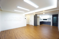 안산인테리어 고잔동 대우푸르지오2차 34평 아파트 리모델링
