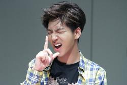 140805 수원팬싸인회 - 심쿵바로 ♥