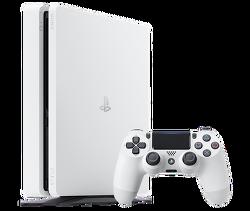 PS4 Slim 화이트모델 출시.