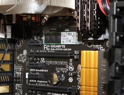 M.2 SSD 발열 걱정하진 않아도 SATA SSD 비교