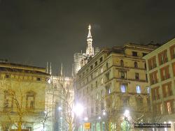 이태리 밀라노 두오모 대성당