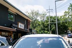 성북동 맛집, 성북동면옥집