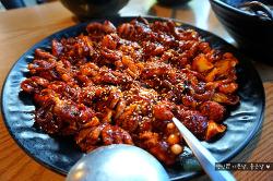 대구 동촌유원지 맛집으로 유명한 '주꾸미네'