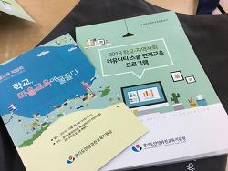 [20171208]2017년 안양과천 마을교육 박람회 개최