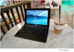 윈도우10 태블릿 노트북PC, 회사원이 본 아이뮤즈 컨버터10 프로플러스