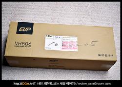 차이슨 vh806 무선청소기 개봉기!