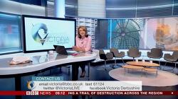파격적인 BBC뉴스의 연출방식에 대하여