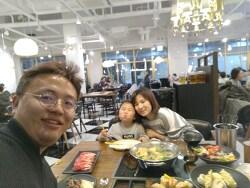가족 송년회