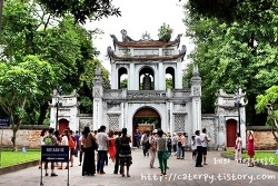 [하노이, 하롱베이] 11 둘째날:: 베트남 최초의 대학이자, 공자를 만날 수 있는 하노이 문묘