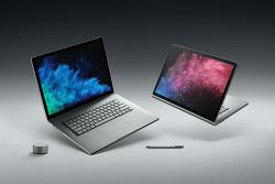 서피스북 2 15인치 모델 출시