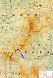함양  남덕유산(1,507.4m)_20081223