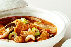 김치 어묵탕 * 포장마차 대표 국물요리 집에서 즐기기!