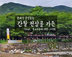 [울산여행/울산맛집/작괘천] 간월 천상골 가든 (울산민박가든)