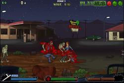 플래시 좀비게임 - Tequila Zombies 2